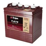 Bateria Trojan T-875 8 Voltios 170 Amperios Battery Master