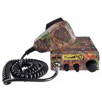 Radio Cb Cobra 19 Dx Iv Camo 40 Canales Edicion Especial