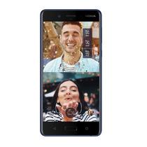 Nokia 8 Lte Pant. 5.3 Qhd 64+4ram 13+13mp Azul Mate