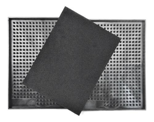 Tapetes Sanitizantes (kit - 3 En 1) 40x30