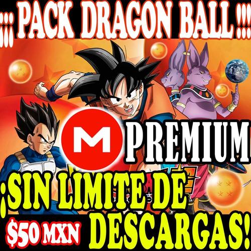 Serie Completa Dragon Ball, Z, Gt, Super, Ovas, Especiales