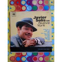 Javier Solis Lp En Nueva York