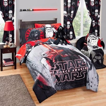 Kit Cama Individual Star Wars Edredon Sabanas