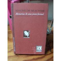 Simone De Beauvoir, Memorias De Una Joven Formal