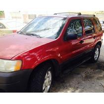 Ford Escape Chocado Partes Refacciones Autopartes Piezas Org