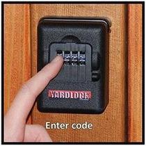 Yardlock Sin Llave La Puerta De Madera Combinación Kit De Bl