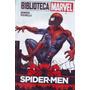 Biblioteca Marvel Tomo # 09 Spidermen Bendis Pachelli Televi