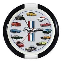 Marcos Feldstein Historia Del Mustang Reloj 13-inch