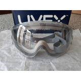 Goggle Seguridad Medico Uvex Stealth Antiempañante S3960c