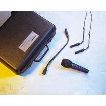 Paquete Microfonos S Audio-technica Kp-worship Iglesia