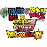 Dragon Ball / Z / Gt /super Serie Completa Peliculas Digital