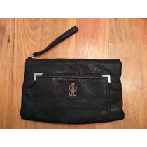 Bolsa Clutch Jennifer Lopez Jlo Negro Luxury 100% Original!!