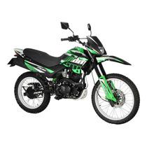Moto Italika Dm 200 Verde