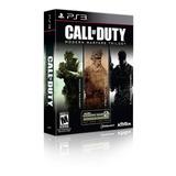 Ps3 Juego Call Of Duty Modern Warfare Trilogia Playstation 3