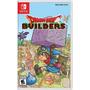 Dragon Quest Builders - Nintendo Switch Nuevo Y Sellado