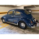 Vocho Australiano Volkswagen Volante Lado Derecho 67 Unico