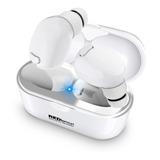 Redlemon Audífonos Bluetooth 5.0 Tws Base Carga Contra Agua