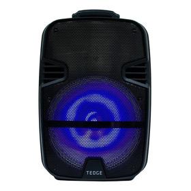 Bocina Tedge Tk-3612 Portátil Con Bluetooth