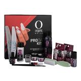 Pro Basic Kit Aplicación Uñas Organic Nails + Capacitación