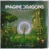 Origins Imagine Dragons Cd Disco Nuevo (15 Canciones)