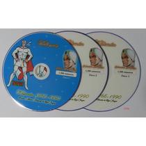 Kaliman Colección Completa En Dvd + Libros - Envío Gratis