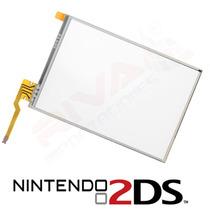 Touch Screen Para Nintendo 2ds Original Incluye Desarmador
