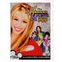 Hannah Montana Estrella Pop Pelicula Dvd