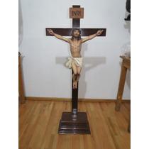 Cristo Antiguo Bien Cuidado, Compre En 70