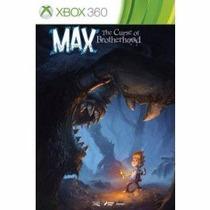 Max: The Curse Of Brotherhood Xbox 360 Codigo Descargable