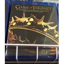 Game Of Thrones Temporada 2, Juego De Tronos, Bluray