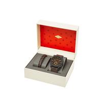 9fa9435d3cce Reloj Fossil Fs5251set Quartz Hombre Correa  watchsalas  en venta en ...