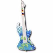 Odyssey Guitarra Inalámbrica Playstation 2 Guitar Hero Nuevo