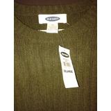 Sweater Old Navy Talla Xxl Nuevo  Envio Gratis X Correos