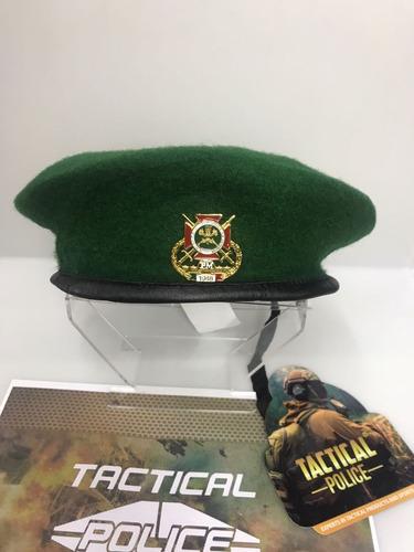 93fa8c7dd66a7 Boina Militar Aprobada Tactical Police