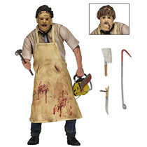 Leatherface Texas Chainsaw Masacre Neca 40 Aniversario