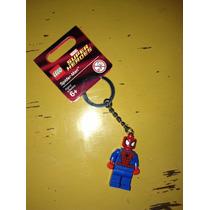 Spider Man Llavero Lego Original Y Nuevo El Hombre Araña