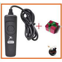Control Remoto Alambrico Nikon D3100 3200 5000 5100 7000 90