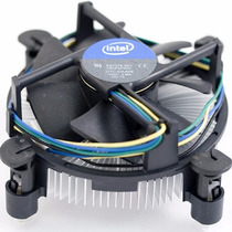 Disipador Ventilador Socket 1150 1155 Cobre Original Intel