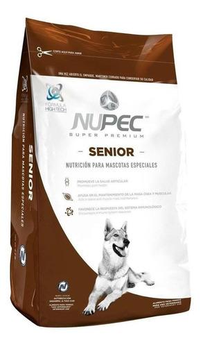 Alimento Nupec Nutrición Científica Perro Senior Todos Los Tamaños 15kg
