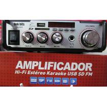 Amplificador Casa O Carro 1200w