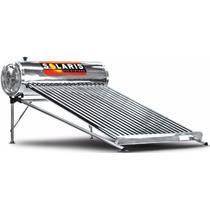 Calentador Solar Solaris 206 Litros 18 Tubos Por Gravedad