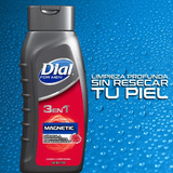 Dial Body Wash For Men Magnetic 473ml