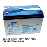 Bateria 100 Ah Gel, Solar, Motorhome, Casa Rodante, Sonido