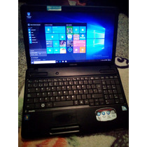 Laptop Toshiba Satellite C655 S5514 Con Windows 10