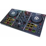 Numark Party Mix Controlador Incluye Serato Lite Efecto Led