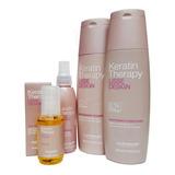 Kit Lisse Design Keratin Therapy Libre De Sulfatos Alfaparf