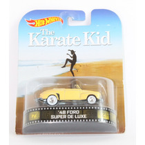 Blister Hot Wheels The Karate Kid 48 Ford Super De Luxe