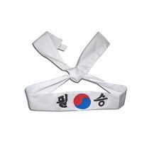 Banda Para Cabeza Taekwondo Asiana Distribuidor Autorizado