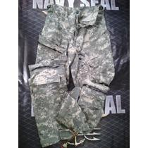 Pantalon Militar Us Army Acu Digital Gris Original Combate