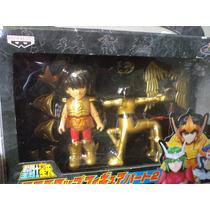 Seiya Sagitario Banpresto Mini Caballero Dorado Saint Seiya